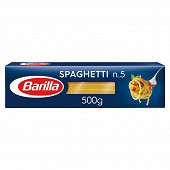 Barilla pates spaghetti n°5 500g