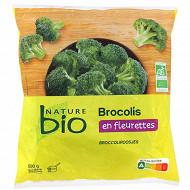 Nature bio brocolis 600g