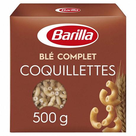 Barilla pates integrale coquillettes au blé complet 500g