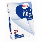 Cora ramette de  papier  21x29.7 cm 80g 500 feuilles