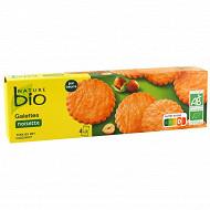 Nature bio etui galette noisette Bio 100g