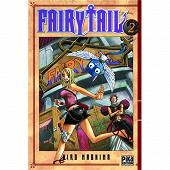 Manga - Fairy Tail, volume 2