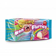 Flurries biscuit marshmallow licorne 240 g