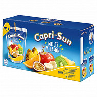 Capri-Sun multivitamin mini-poches 10x20cl