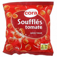 Cora soufflés tomate 42g