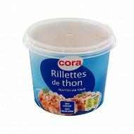 Cora rillettes de thon 150g
