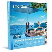 Coffret smartbox week-end évasion en amoureux