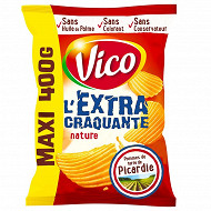 Vico chips extra nature 400g