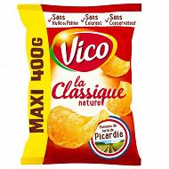 Vico chips la classique 400g