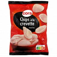 Cora chips de crevettes 50g