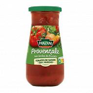 Panzani sauce pleine saveur pot verre provençale 425g