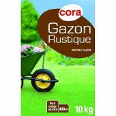 Cora gazon rustique 10kg