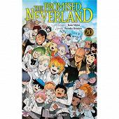 Manga - The promised neverland  volume 20