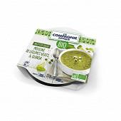 La compagnie arctique mouliné légumes verts quinoa bio 300g