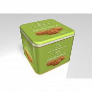 La mere poulard coffret fer cookies pomme caramel 400g- gamme1888