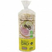 Nature bio galette 4 céréales 130g