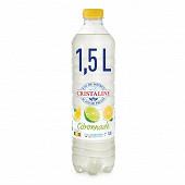 Cristaline au jus citronnade 1.5l