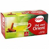 Cora thé vert orient 25 sachets 44g