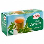 Cora infusion verveine 25 sachets 32.5 g