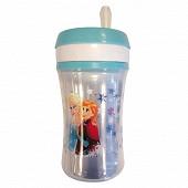 Tigex tasse straw cup - embout paille - 270ml Frozen