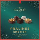 Favarger pralines emotions 102g