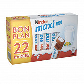 Kinder maxi t2x11 462g
