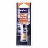 Devineau extrait parfum 15ml ambre patchouli des phillipines