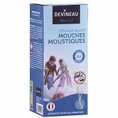 Devineau diffuseur parfum géraniol anti-mouche anti-moutisque 125ml