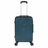 Trolley rigide 71 cm Cora bleu