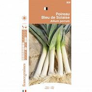 France graines poireau bleu de solaise