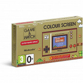 Console game & watch super mario bross