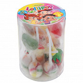 Lolly's sucettes 150g (15x10g)