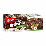 Cookies brownie noisettes 126 g