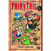 Manga - Fairy Tail, volume 1
