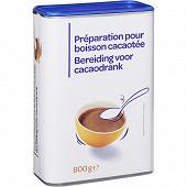 Préparation pour boisson cacaotée 800 g