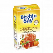 Béghin Say sucre spécial confitures blond de canne 1kg