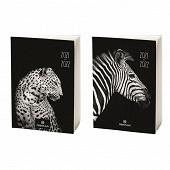 Agenda perf animaux sauvages 2d 1 pages par jour