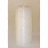 Bougie glory 15cm blanc
