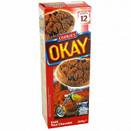 Cookies tout chocolat 200 g