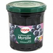 Cora confiture de myrtille 370g