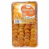 Cora abricots secs 500g en barquette bois