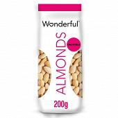 Amandes blanches Wonderfull