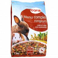 Cora menu complet pour rongeurs 1,5kg