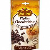 Vahiné sachet de pépites de chocolat 100g