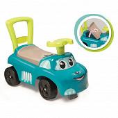 Porteur auto bleu