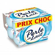Perle de lait nature 8x125g prix choc