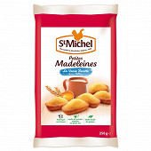 St Michel madeleines coquilles aux oeufs frais 250g