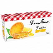 Bonne Maman tartelettes au citron 125g