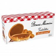 Bonne Maman tartelettes au chocolat et caramel 135g