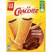 Lu Cracotte craquinettes fourree chocolat 200g